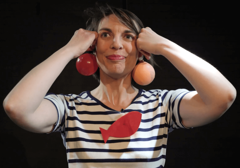 Sophie David Conteuse - Petit Pestac